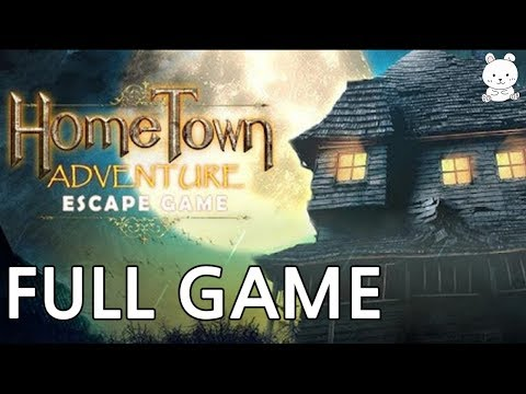 Escape Game Home Town Adventure Walkthrough