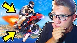 🔴 קניתי את האופנוע הכי יקר שיש ב GTA V! (אתם לא תאמינו למה שקרה אחרי!)