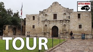 Join greg, a former battlefield guide at gettysburg national military park, on this five-stop walking tour of the alamo mission complex. is mos...