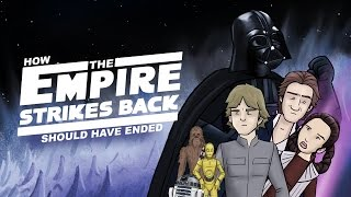 How The Empire Strikes Back Should Have Ended
