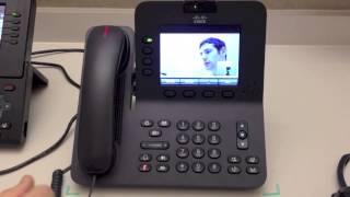 8945 cisco ip phone tutorial