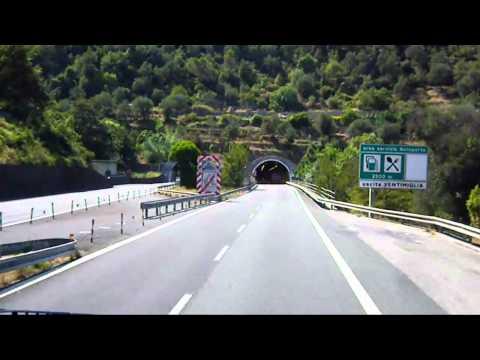 easy job ....Italy Monaco south of France.