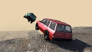 Crash Hard - BeamNG.drive