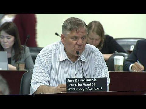 Ousted councillor Jim Karygiannis fights to get job back