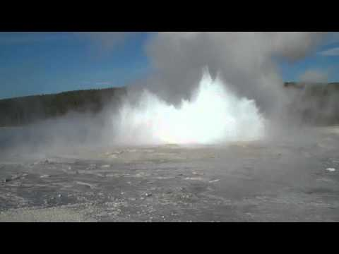 Yellowstone Geysers, Vents and Mud Pots