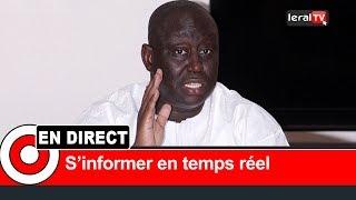 Direct - Affaire Pétrole et Gaz: Importante déclaration de Aliou Sall à Guédiawaye