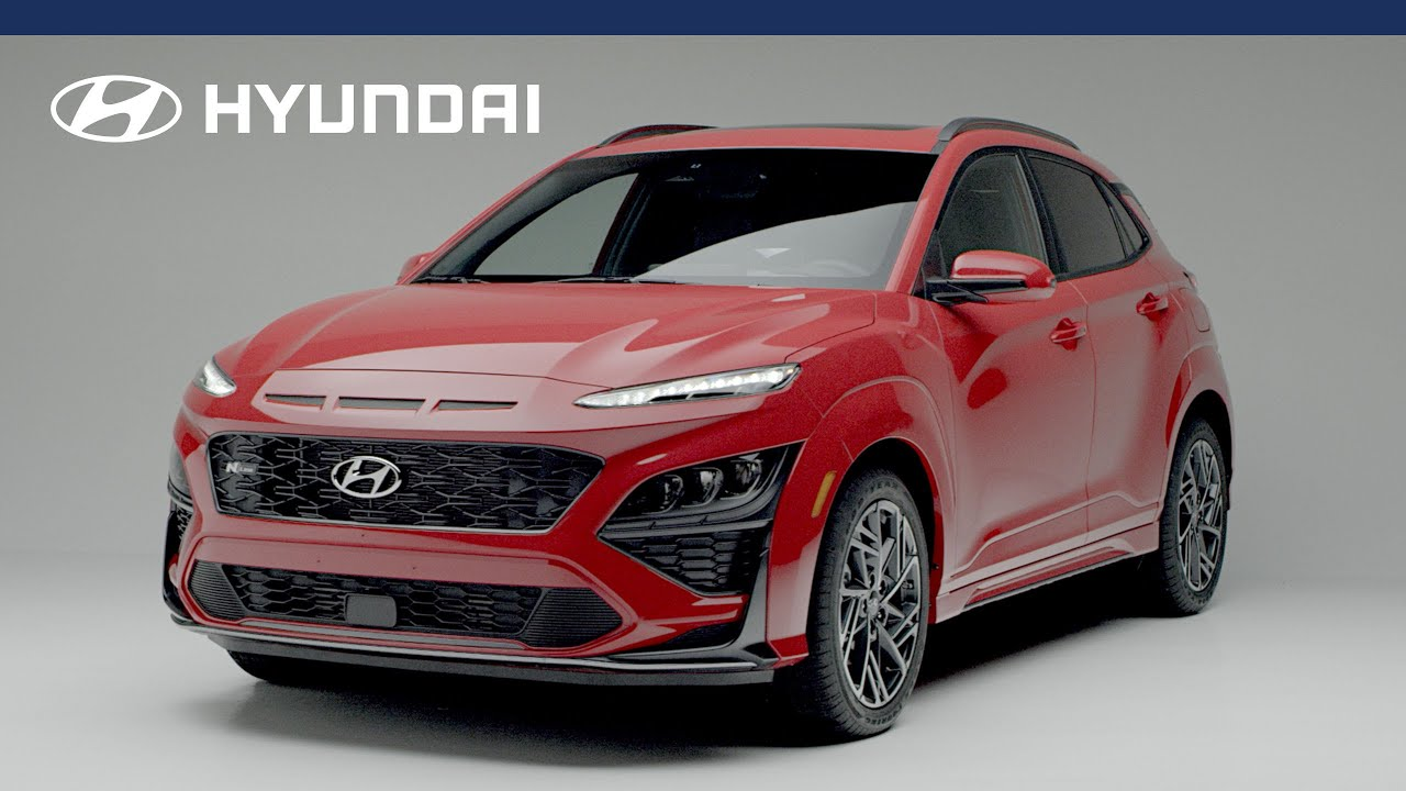 The new KONA | Explore the product | Hyundai Canada