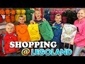 No Budget Shopping at Legoland!! Michael's Birthday Dream Day!