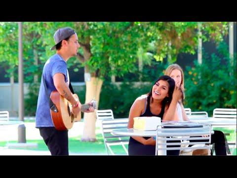 Improv Serenading Hot Girls!!