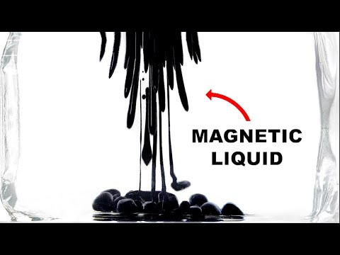 Making ferrofluid from scratch