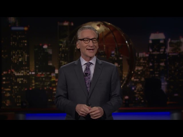 Monologue: The Beginning of the End   Real Time with Bill Maher (HBO)