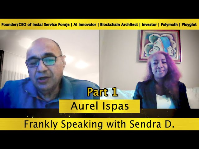 A WIDE LOOK AT LOOK AT THE WORLD OF ROBOTIC WITH MR. AUREL ISPAS Part 1