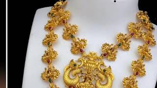 Bridal Gold Plated Jewelry Collections