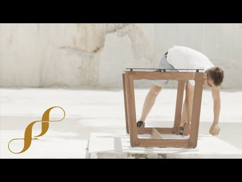 The Making of Bolero Table - Limited edition by Poltrona Frau