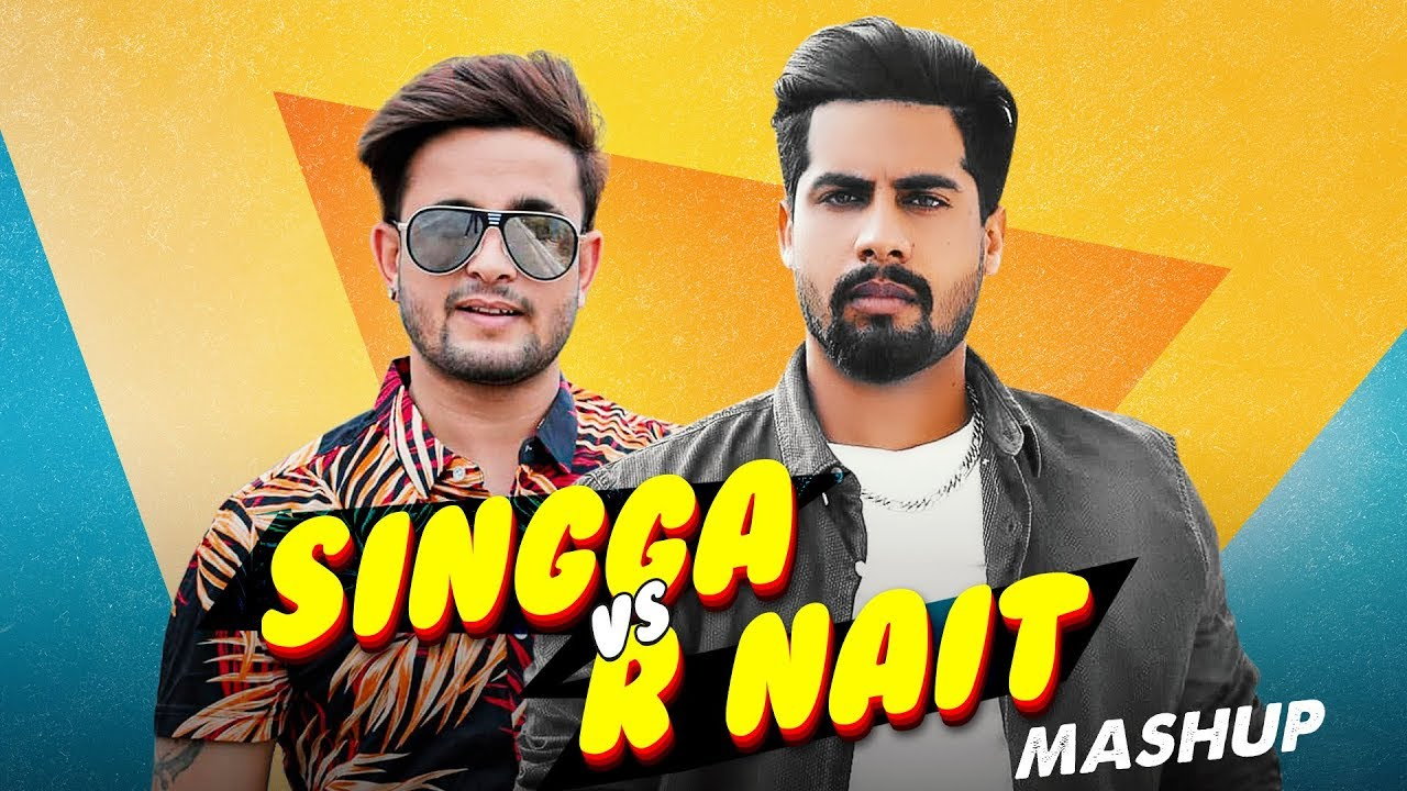 Download R Nait Vs Sinnga | Mashup | Latest Punjabi Songs 2020 | Speed Records