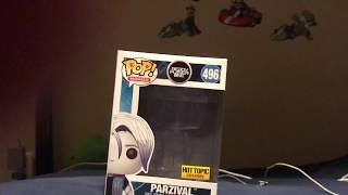 Parzival (Hot Topic Exclusive) Unboxing/Review