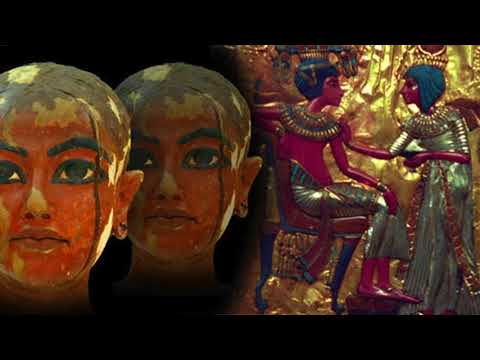 Past Life Star Stories Episode 1: Tutankhamun, His Mother, & Ankhesenamun Hidden Egyptian History