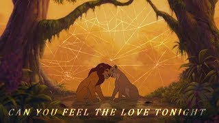 Скачать The Lion King 3 Can You Feel The Love Tonight HD