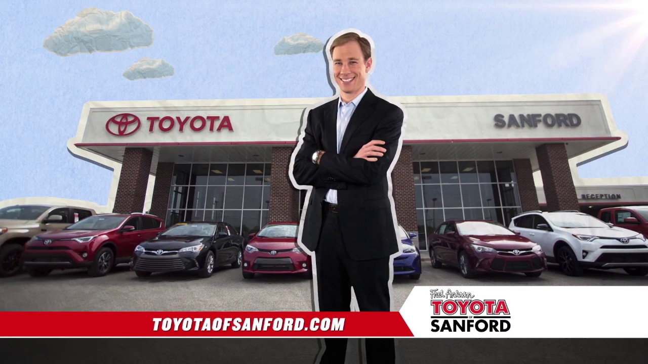 Fred Anderson Toyota Of Sanford 1 For Everyone Corolla