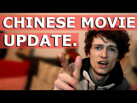 Acting in a huge Chinese Feature Film!!