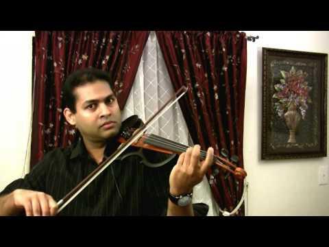 Enni Enni Sthuthikkuvan - Violin Instrumental - Malayalam Christian Song