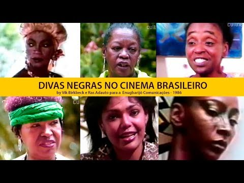 CULTNE CINEMA - Divas Negras no Cinema filme completo