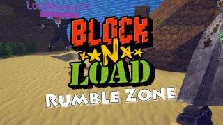 Block N Load: Rumble Zone! - Jesse
