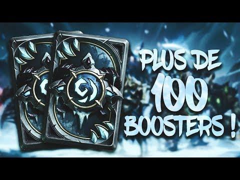 120 boosters - Les Chevaliers du Trône de glace