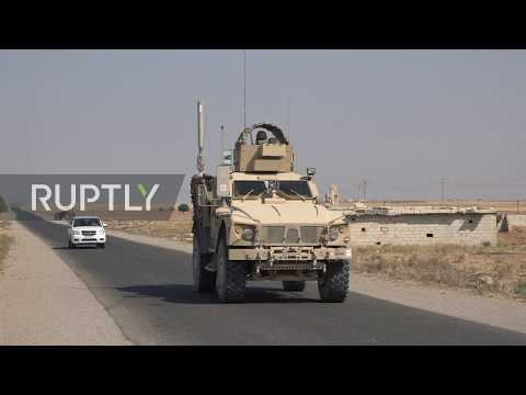 Syria: US forces