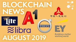 VeChain Tracking Wine + China's Cryptocurrency // Blockchain News August 2019 | Blockchain Central