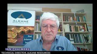 Ian Chalmers, Alkane Resources | Porphyry Wave Riders Virtual Conference