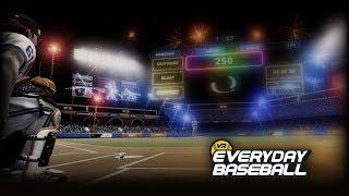 Everyday baseball VR