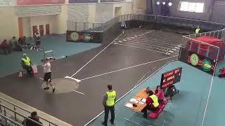Дмитрий Карпук-20.59-рекорд РБ в толкании ядра среди юниоров