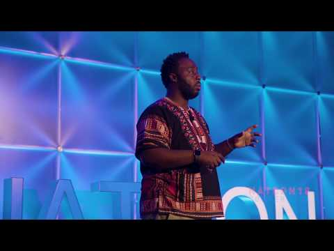 Byron Young's TED Talk at NatCon18