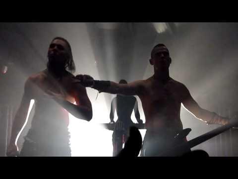 """CENTHRON - Soirée HELL S.D. N°5 - Vidéo#1 : """"Einheit C"""" + """"Gasman"""" + """"WK III"""" - 16.10.2010"""