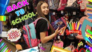 BACK TO SCHOOL 2020! VI KONTROLISETE MOJU KUPOVINU U RODI! *5 MINUTA CHALLENGE*