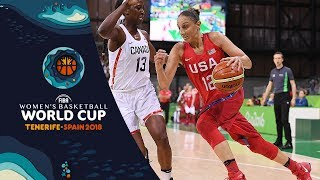 All you need to know before the FIBA Women's Basketball World Cup 2018