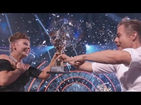 Bindi Irwin Wins 'Dancing With the Stars'! Watch The Emotional Moment