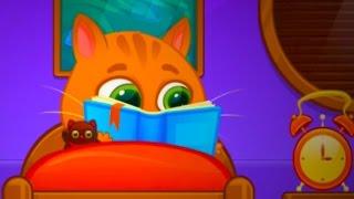 КОТЕНОК БУБУ #10 - Мой Виртуальный Котик Bubbu My Virtual Pet игровой мультик для детей #ПУРУМЧАТА