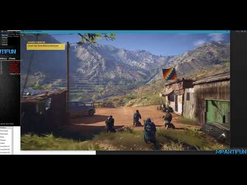 Tom Clancys Ghost Recon Wildlands All Versions Trainer 7 Steam