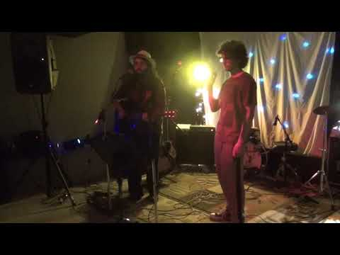 Colorblind Dilemma Duo @ Honey Hive Gallery 8/18/17