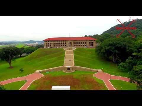 ACP Administration Building - Spectdrones - Servicio de drones en Panama