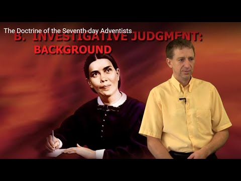 The Doctrine Of The Seventh-day Adventists
