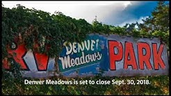 Denver Meadows residents protest impending closure of mobile home park