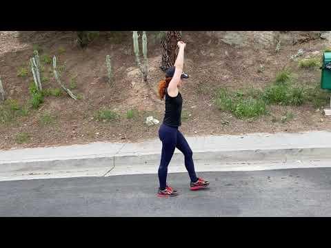 Uphill Walking Tips with Paula Present