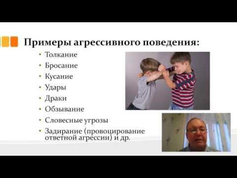 Как реагировать на агрессивное поведение ребенка. Игорь Савченко.