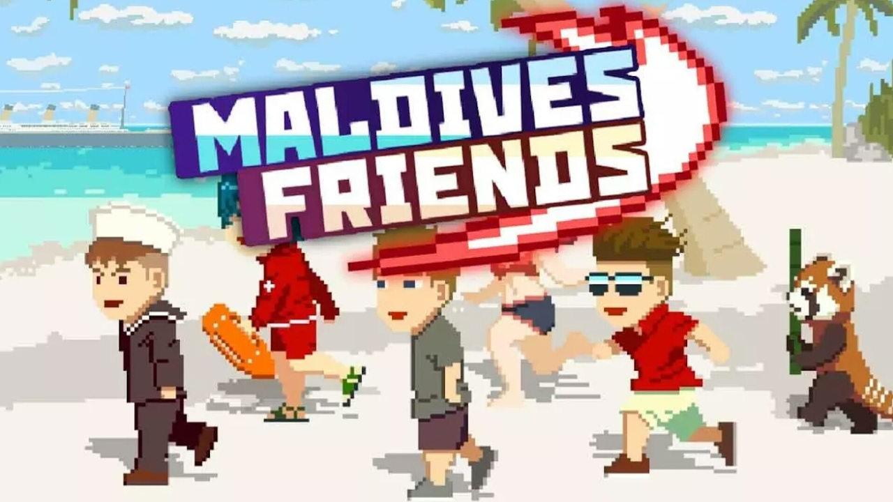 Maldives Friends: Pixel Flappy Fighter - Android Gameplay