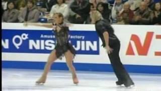 2007 Worlds OD Denkova Staviski