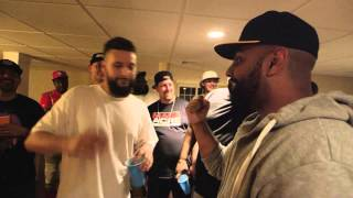 KOTD - Rap Battle - Pass vs Caustic