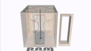 RAM Designs: Triple DC Audio XL 18's Box Design